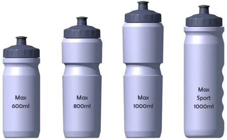 max sport cycling water bottle