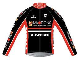 MK Dons Wildoo jersey
